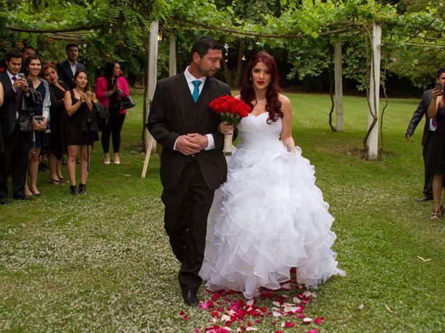 El matrimonio de Simon y Nataly en Calera de Tango, Maipo 6