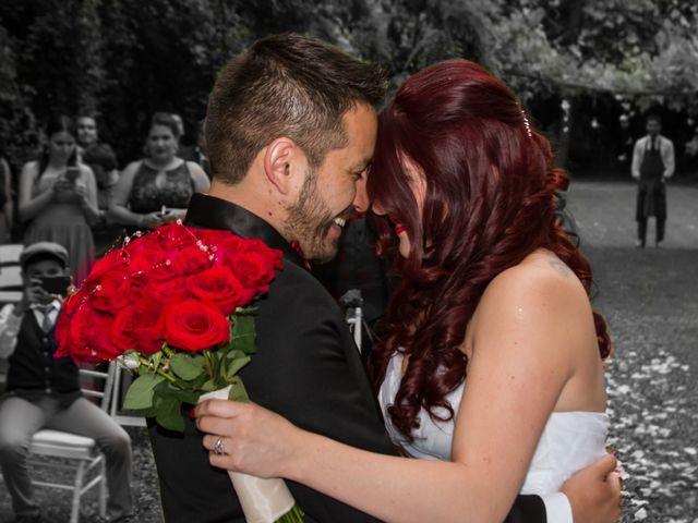 El matrimonio de Simon y Nataly en Calera de Tango, Maipo 8