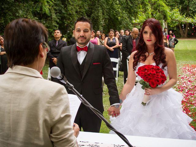 El matrimonio de Simon y Nataly en Calera de Tango, Maipo 11