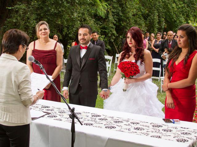 El matrimonio de Simon y Nataly en Calera de Tango, Maipo 13