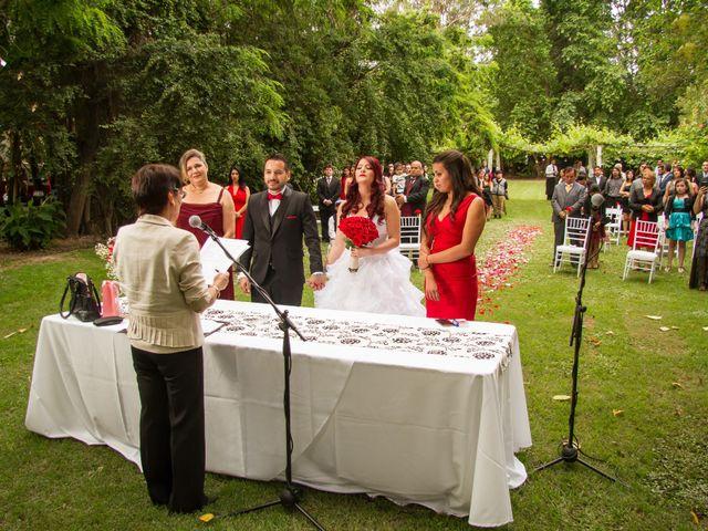El matrimonio de Simon y Nataly en Calera de Tango, Maipo 14