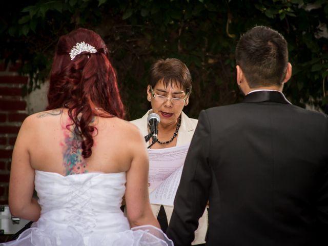 El matrimonio de Simon y Nataly en Calera de Tango, Maipo 15