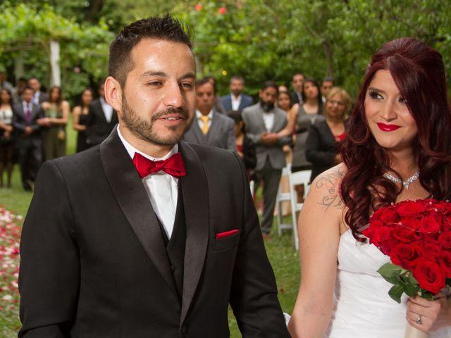 El matrimonio de Simon y Nataly en Calera de Tango, Maipo 17