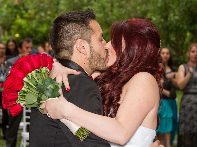 El matrimonio de Simon y Nataly en Calera de Tango, Maipo 18