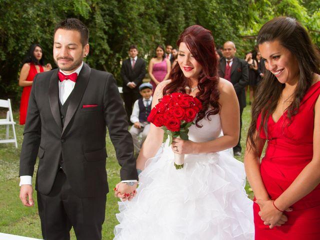 El matrimonio de Simon y Nataly en Calera de Tango, Maipo 19