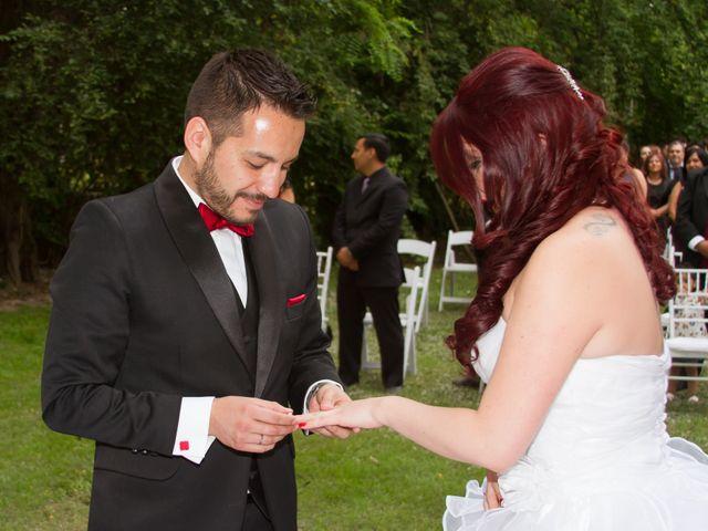 El matrimonio de Simon y Nataly en Calera de Tango, Maipo 20
