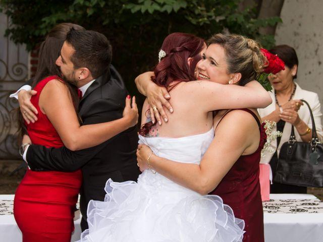 El matrimonio de Simon y Nataly en Calera de Tango, Maipo 26