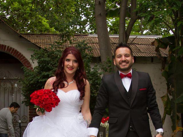 El matrimonio de Simon y Nataly en Calera de Tango, Maipo 28