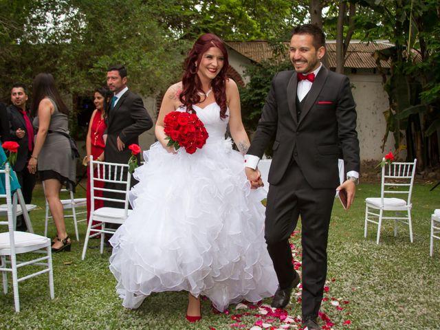 El matrimonio de Simon y Nataly en Calera de Tango, Maipo 1