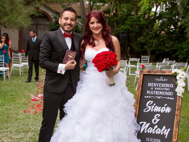 El matrimonio de Simon y Nataly en Calera de Tango, Maipo 29