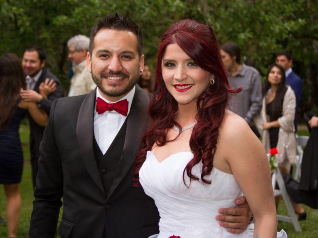 El matrimonio de Simon y Nataly en Calera de Tango, Maipo 30