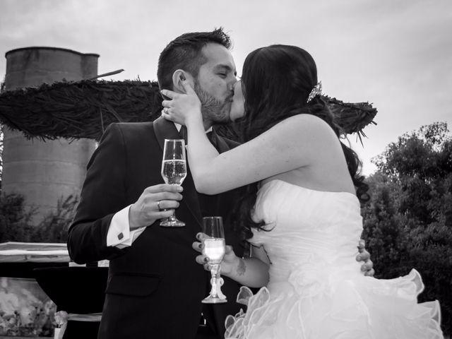 El matrimonio de Simon y Nataly en Calera de Tango, Maipo 32