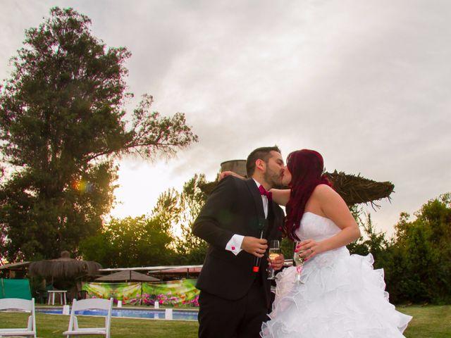 El matrimonio de Simon y Nataly en Calera de Tango, Maipo 33
