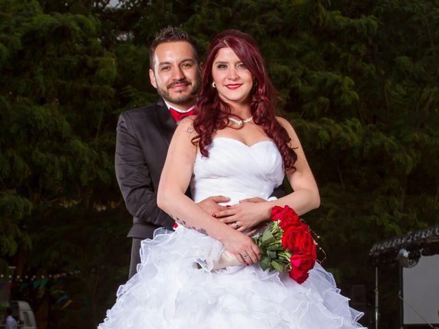 El matrimonio de Simon y Nataly en Calera de Tango, Maipo 34