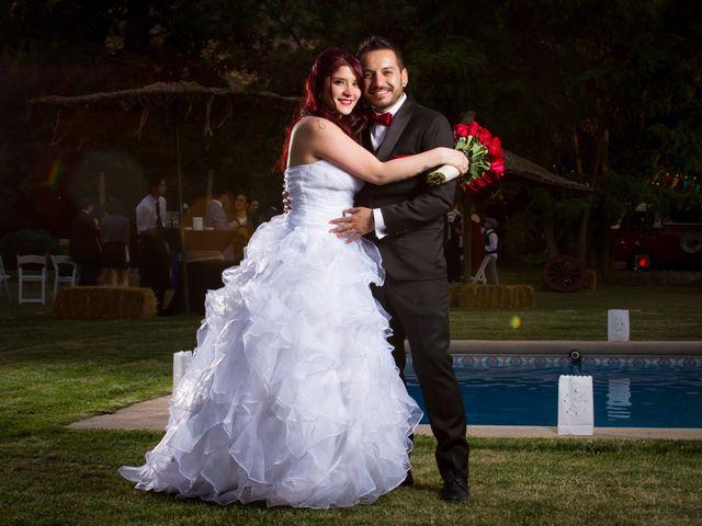 El matrimonio de Simon y Nataly en Calera de Tango, Maipo 36