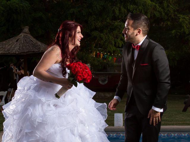 El matrimonio de Simon y Nataly en Calera de Tango, Maipo 37