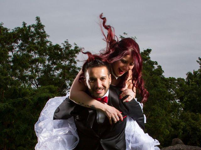 El matrimonio de Simon y Nataly en Calera de Tango, Maipo 38