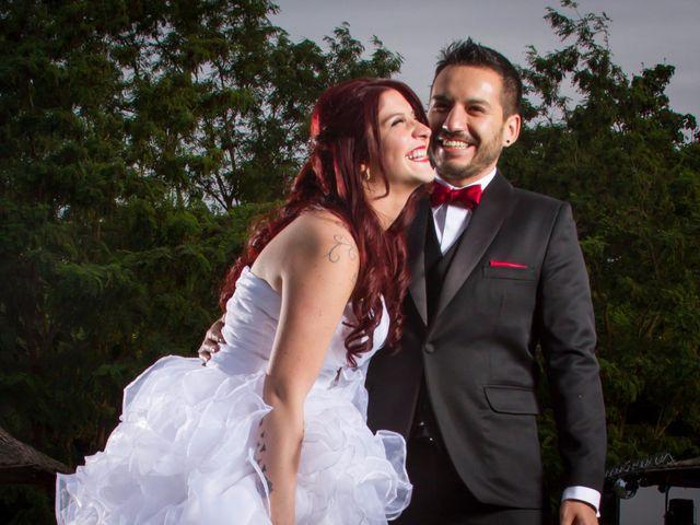 El matrimonio de Simon y Nataly en Calera de Tango, Maipo 39