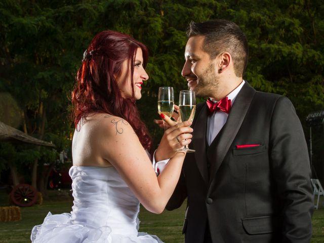 El matrimonio de Simon y Nataly en Calera de Tango, Maipo 41
