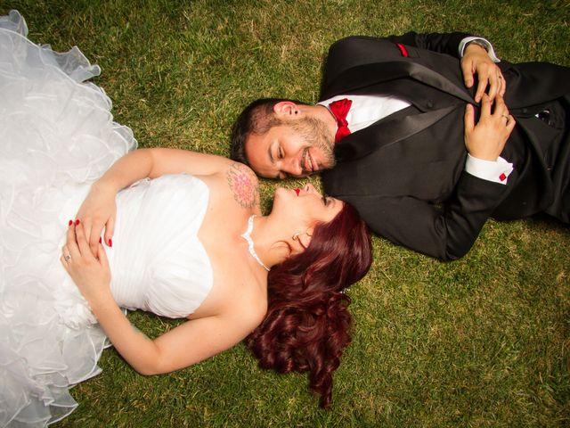 El matrimonio de Simon y Nataly en Calera de Tango, Maipo 42