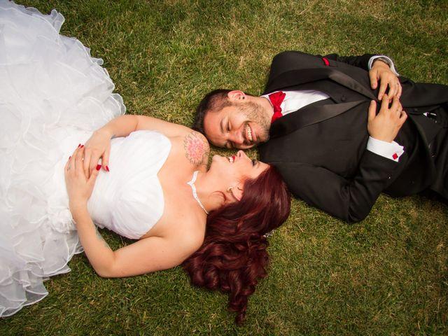 El matrimonio de Nataly y Simon
