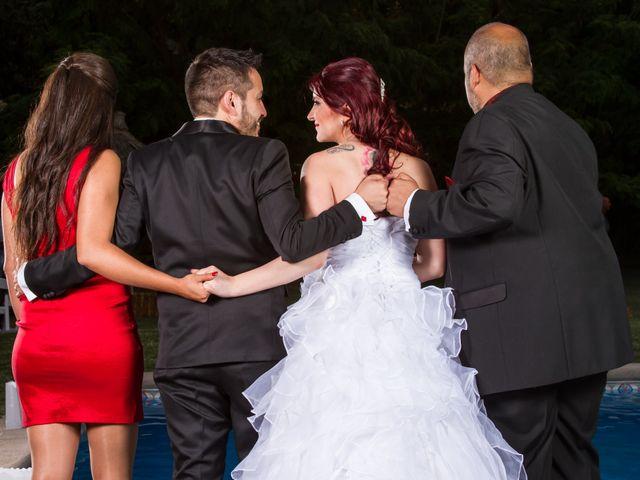 El matrimonio de Simon y Nataly en Calera de Tango, Maipo 44