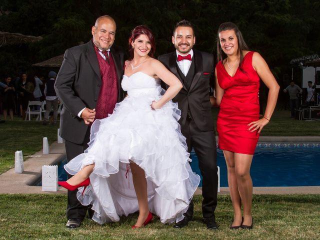 El matrimonio de Simon y Nataly en Calera de Tango, Maipo 45