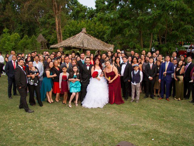 El matrimonio de Simon y Nataly en Calera de Tango, Maipo 46