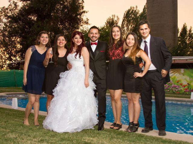 El matrimonio de Simon y Nataly en Calera de Tango, Maipo 48