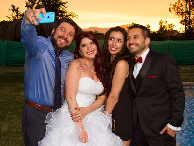 El matrimonio de Simon y Nataly en Calera de Tango, Maipo 50