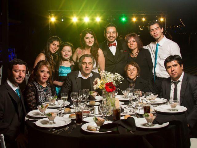 El matrimonio de Simon y Nataly en Calera de Tango, Maipo 53