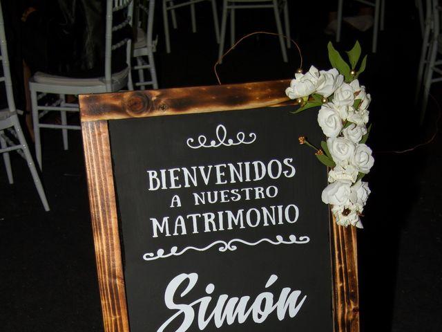 El matrimonio de Simon y Nataly en Calera de Tango, Maipo 54