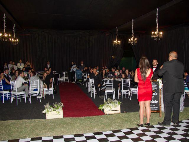 El matrimonio de Simon y Nataly en Calera de Tango, Maipo 56