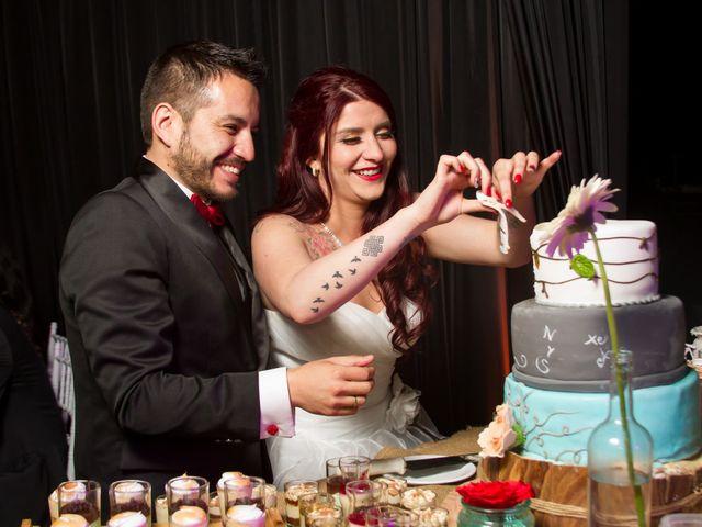 El matrimonio de Simon y Nataly en Calera de Tango, Maipo 64