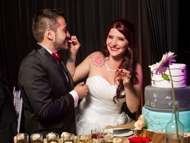 El matrimonio de Simon y Nataly en Calera de Tango, Maipo 65
