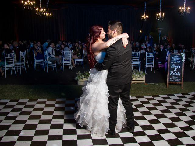 El matrimonio de Simon y Nataly en Calera de Tango, Maipo 69