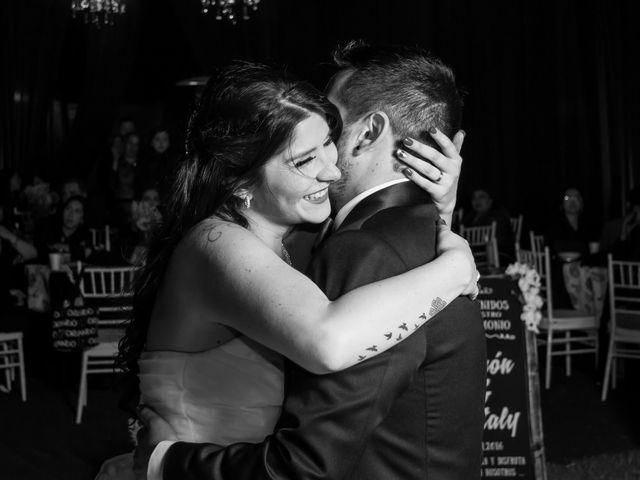 El matrimonio de Simon y Nataly en Calera de Tango, Maipo 70