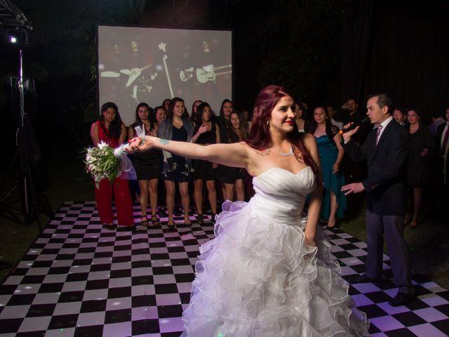 El matrimonio de Simon y Nataly en Calera de Tango, Maipo 75