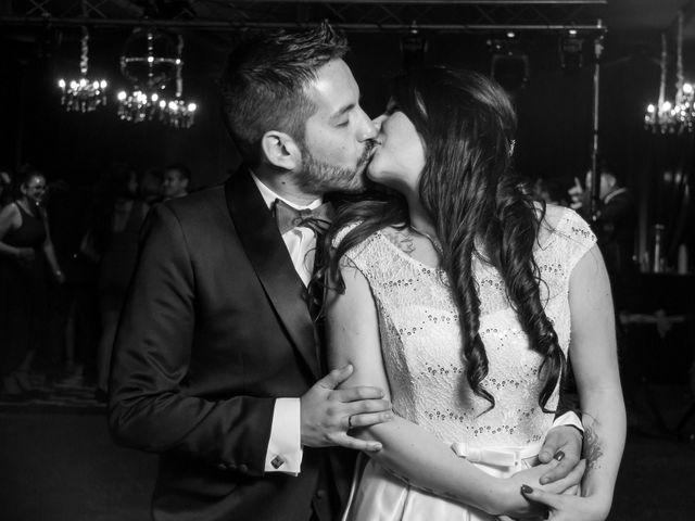 El matrimonio de Simon y Nataly en Calera de Tango, Maipo 78