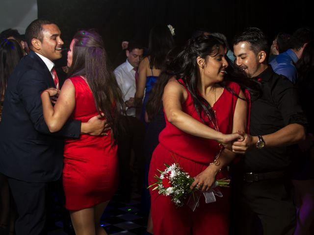 El matrimonio de Simon y Nataly en Calera de Tango, Maipo 83