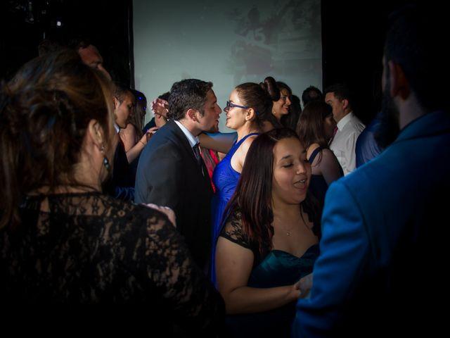 El matrimonio de Simon y Nataly en Calera de Tango, Maipo 84
