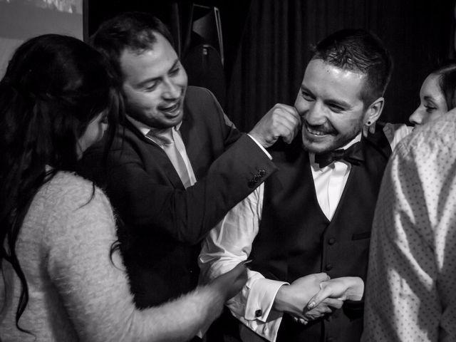 El matrimonio de Simon y Nataly en Calera de Tango, Maipo 85