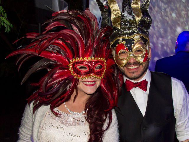 El matrimonio de Simon y Nataly en Calera de Tango, Maipo 86