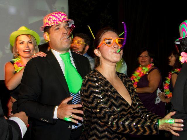 El matrimonio de Simon y Nataly en Calera de Tango, Maipo 87