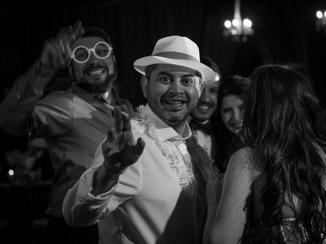 El matrimonio de Simon y Nataly en Calera de Tango, Maipo 92