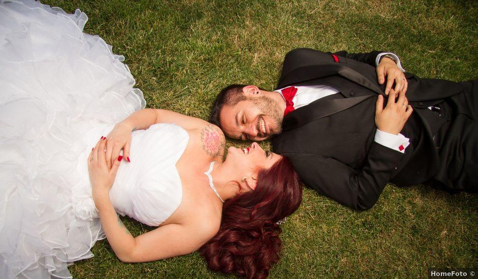 El matrimonio de Simon y Nataly en Calera de Tango, Maipo