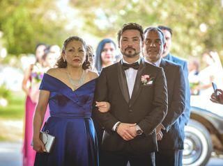 El matrimonio de Daniela y Yerko 1