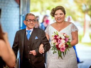 El matrimonio de Daniela y Yerko 2