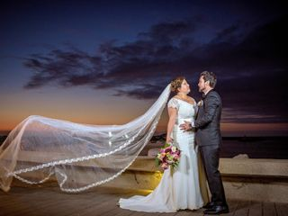 El matrimonio de Daniela y Yerko