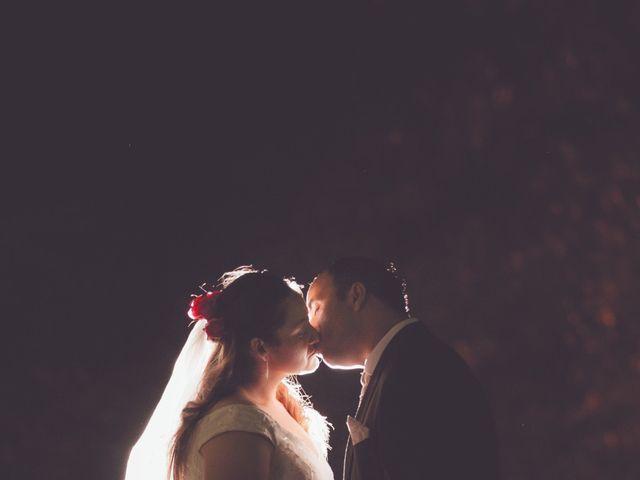 El matrimonio de Fabiola y Cristian
